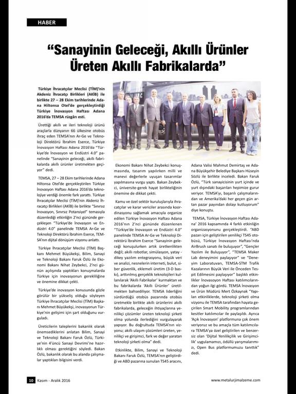 Metallurgy Material Magazine screenshot 7