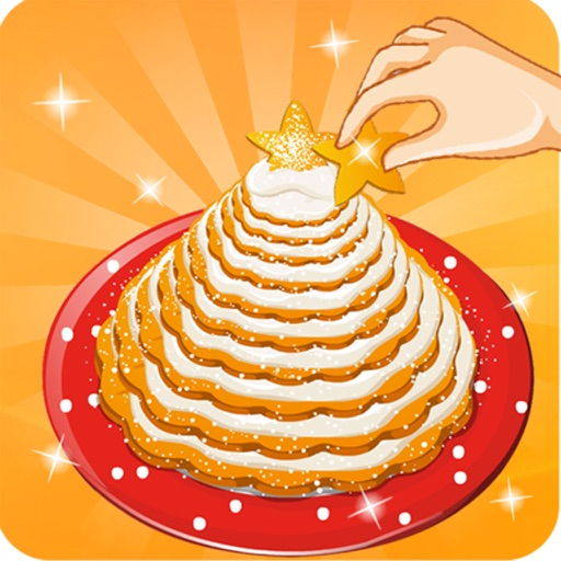 Moana Cooking cake Christmas - girl games for free