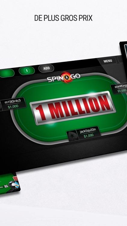 PokerStars: Poker en Ligne screenshot-3