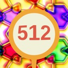 512 Best Number Puzzle for Kids icon
