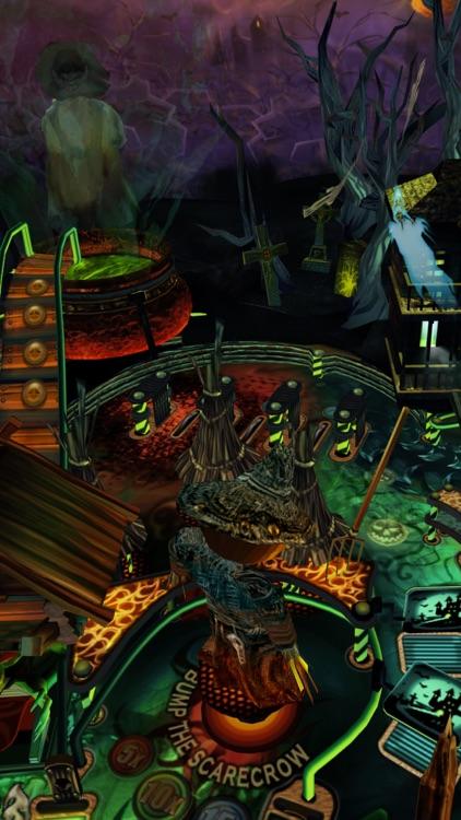 Halloween Pinball screenshot-4