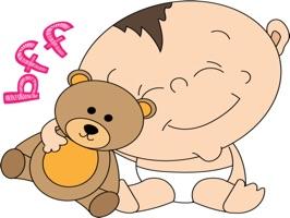 Baby stickers by Mirjana Antonijevic