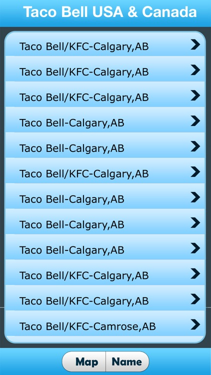 Best App For Taco Bell Locations screenshot-2