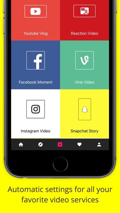 PocketVideo - Video Editor for Vlogging & More screenshot-3