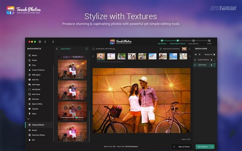 Tweak Photos - Image Editor DMG Cracked for Mac Free Download