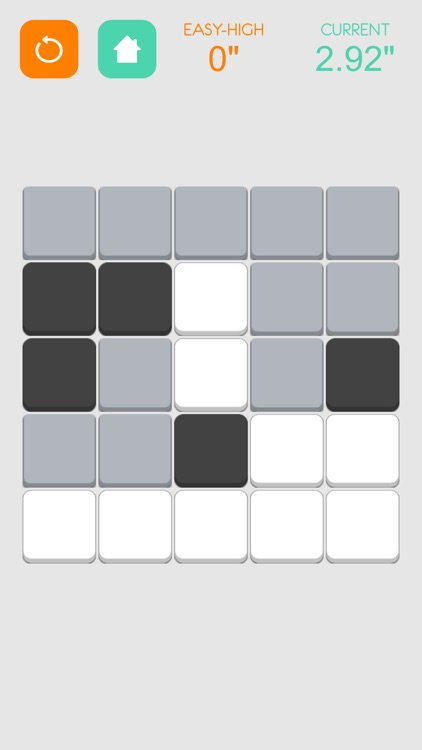 White To Black Tiles 2 screenshot-4