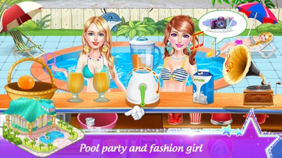 Girls Party Story screenshot four