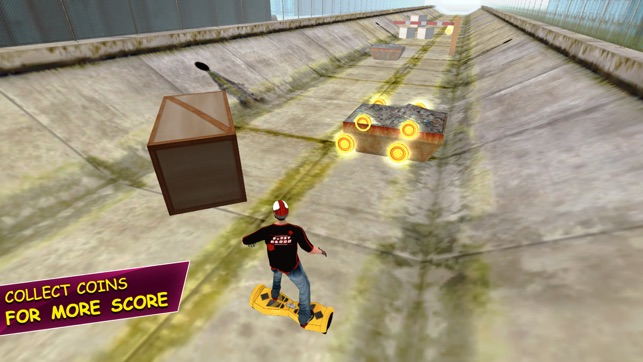 Hoverbard Racing Game Boy: Real Life Simulator on the App Store