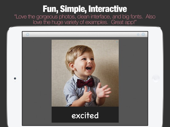 ABA Flash Cards & Games - Emotions-ipad-1