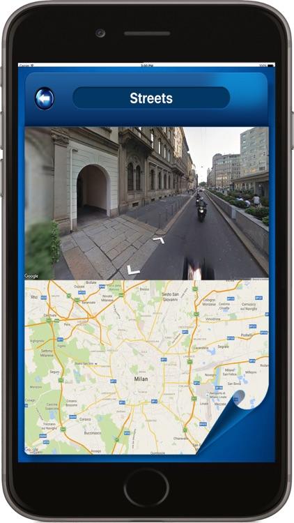 Milan Italy - Offline Maps navigator screenshot-4