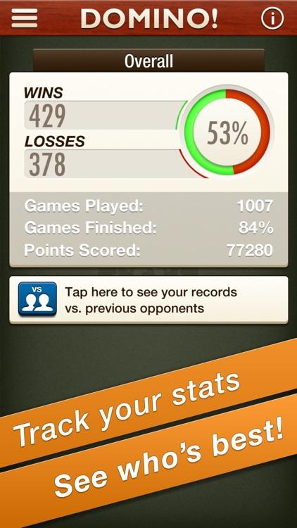 Domino! - World's Largest Dominoes Community! screenshot-3