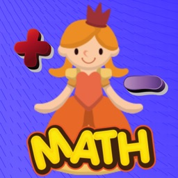 Princess Fast Math Problem Solver Games For Kids