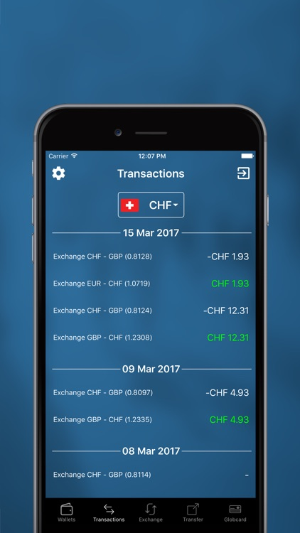 GLOBCOIN screenshot-1
