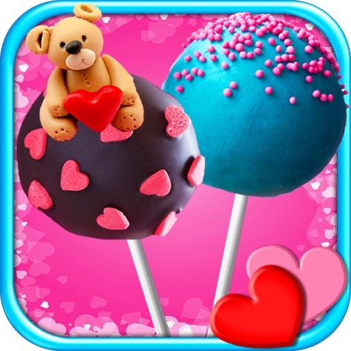 Cake Pops Valentine's Day - Kids Desserts FREE
