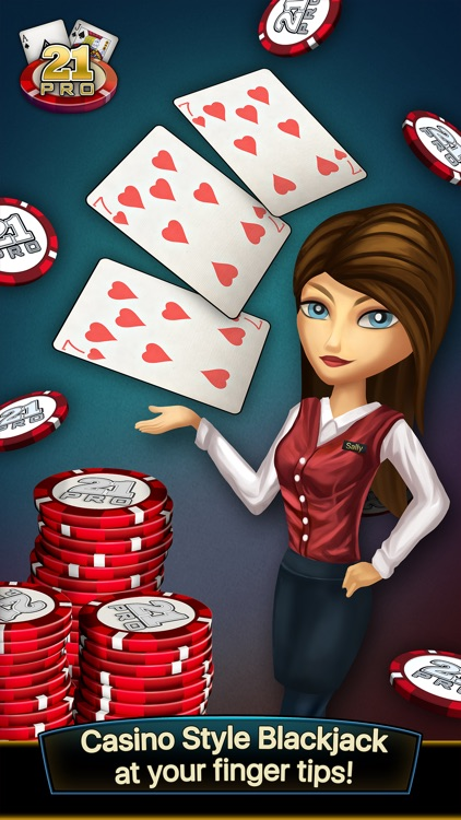 21 Pro: Blackjack Multi-Hand screenshot-4
