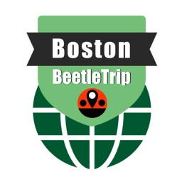 Boston travel guide & offline city metro train map