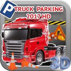 Activities of Truck Parking 2017 HD