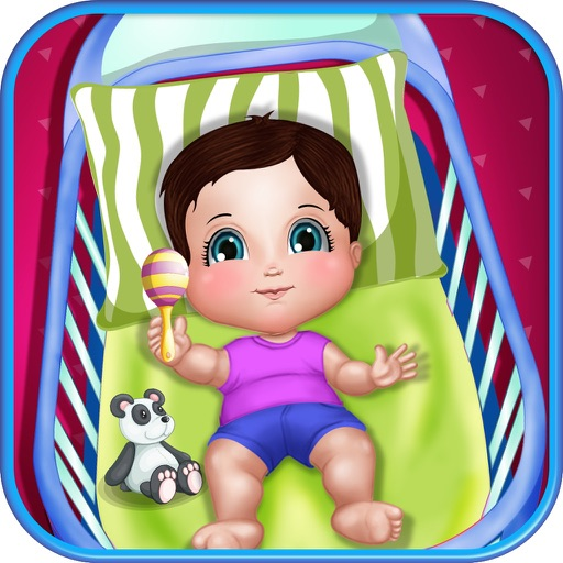 Babysitter Daycare Center Clean Smelly Baby Game