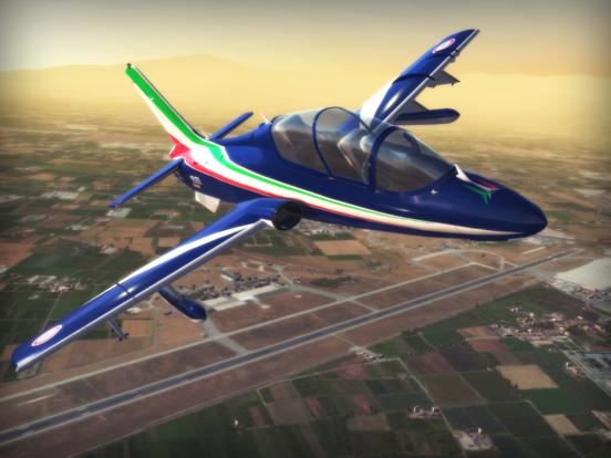 Frecce Tricolori Flight Simulator screenshot 10