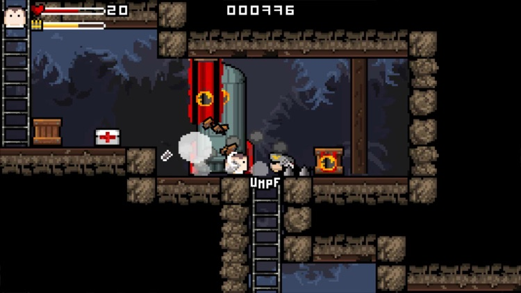Gunslugs 2 screenshot-4