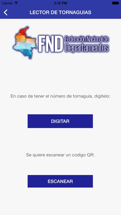 Consultas PCI screenshot-3