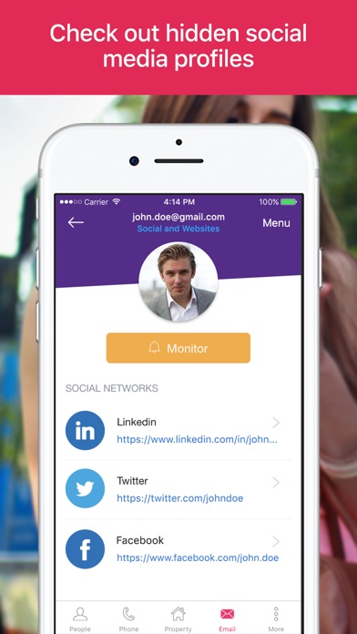 BeenVerified: Background Check & People Search app image