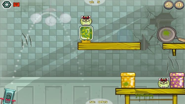 Rats Invasion 3 - Physics Puzzle Game screenshot-4