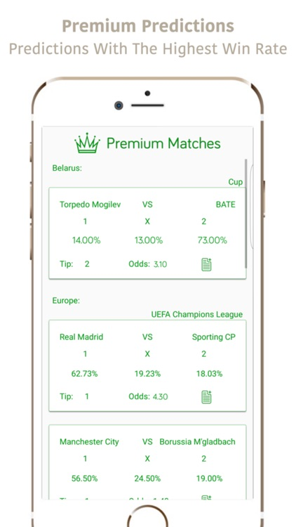 Football Predictions Pro - Betting Tips