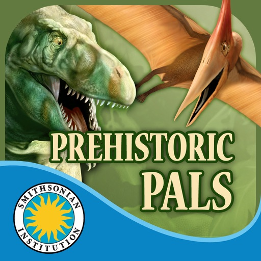 Smithsonian Prehistoric Pals Collection
