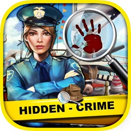 Hidden Objects - Crime