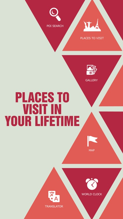 Places to Visit in Your Lifetime