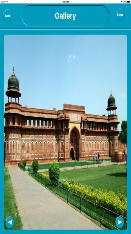Agra india Offline Maps (eMap) screenshot-4