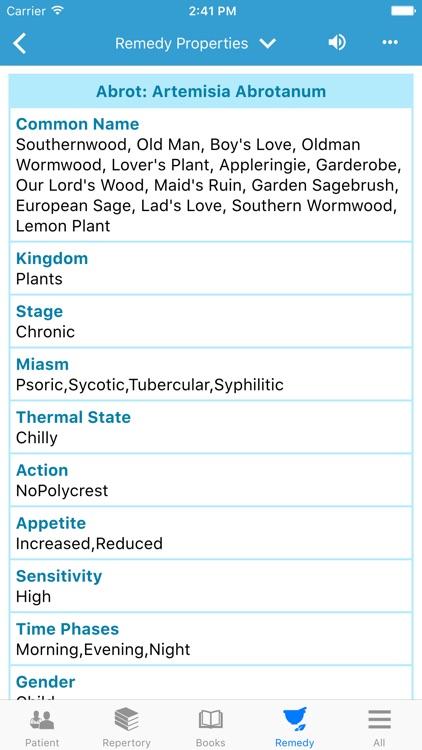 Hompath FireFly - Homeopathy & Materia Medica screenshot-4