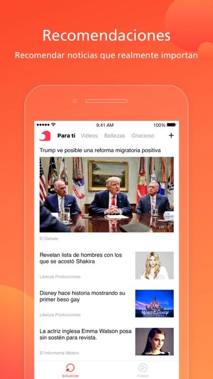 Noticias Águila-Plataforma popular de noticias