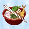 、Jazzy World Food - Tasty Dishes Sticker Pack