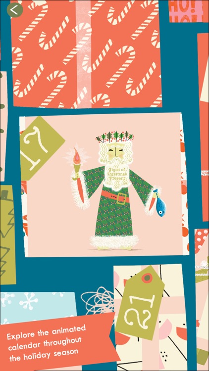 BabyLit Christmas Carol Calendar screenshot-3