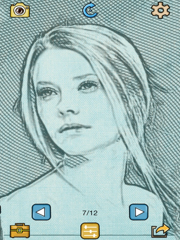 Photo Sketch - Doodle Effects-ipad-2
