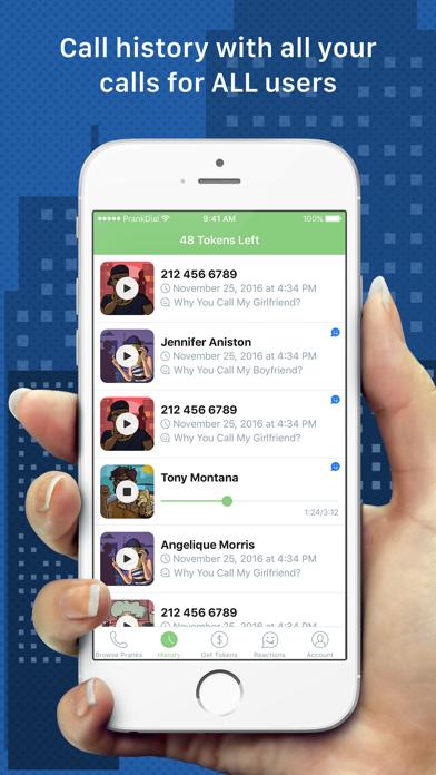 Download PrankDial - #1 Prank Call App for Pc