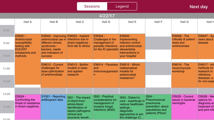 ECCMID 2017 screenshot-1