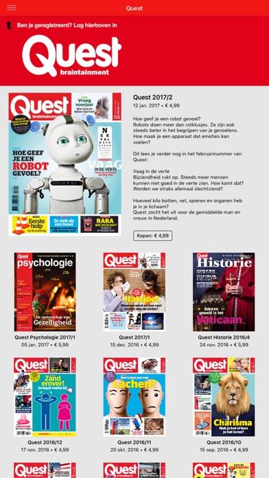 Download Quest App