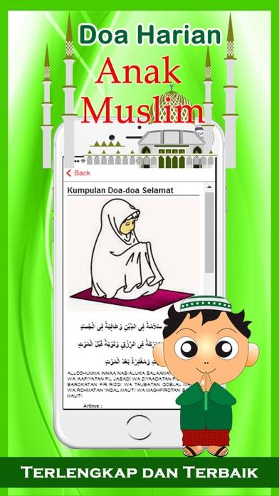 Doa Harian Anak Muslim 2