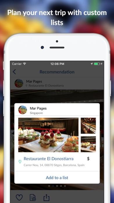 Zipkick Food Drink Wine Review screenshot four