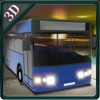 3Dバス駐車都市走行テストシミュレータ