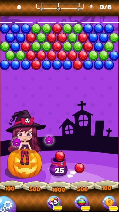 download Bubble Shooter - Halloween apps 3