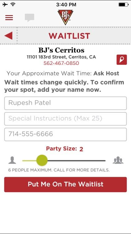 BJ's Mobile App screenshot-4