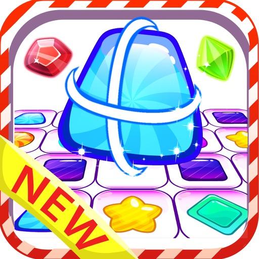 Candy sweet pop : magic match 3 new free matching