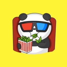 Lazy Panda Stickers