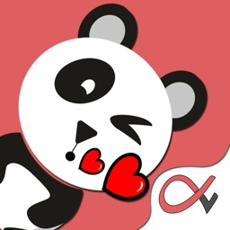Panda : Cute & Adorable Stickers