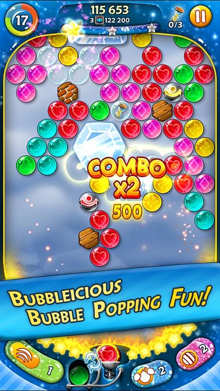 Bubble Bust 2截图1
