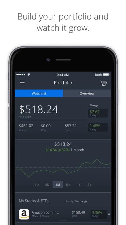 Divy - Discover & own stocks screenshot-4